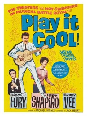 Play It Cool Movie Poster