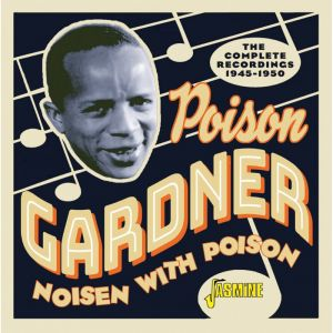 Poison Gardner Noisen With Poison CD
