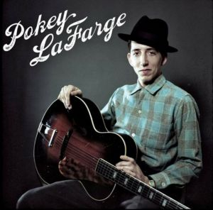 """Pokey LaFarge and The South City Three Central Time 7"""" vinyl single"""