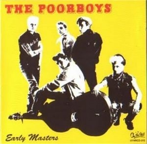 Poorboys Early Masters CD at Raucous Records