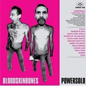 Powersolo Bloodskinbones CD FROG0732