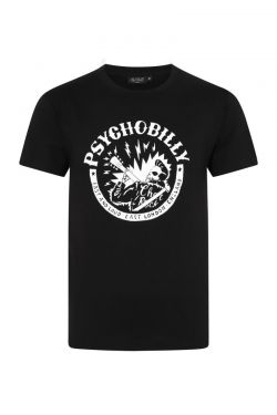Psychobilly Fast and Loud T-Shirt