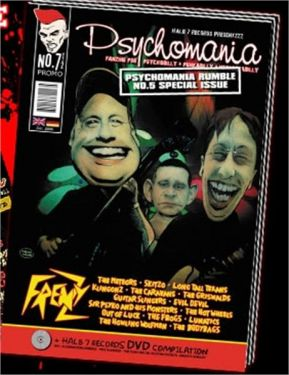 Psychomania Magazine Issue 7.5