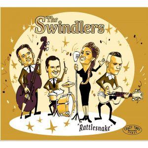 Swindlers Rattlesnake CD 3770003759126