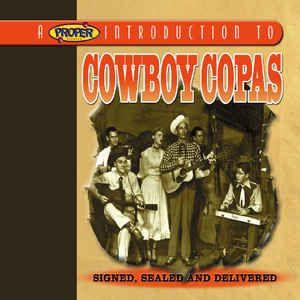 Cowboy Copas Signed Sealed And Delivered CD