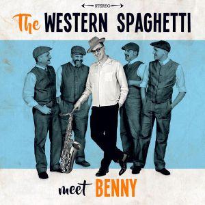 Western Spaghetti Meet Benny 7 inch vinyl single 4015589003744