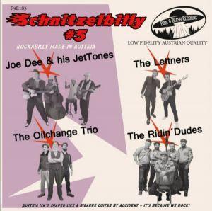 Schnitzelbilly volume 5 vinyl ep