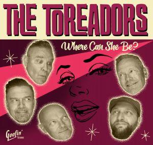 Toreadors Where Can She Be CD 6419517061963