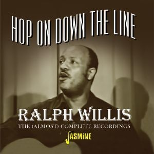 Ralph Willis Hop on Down the Line 2CD