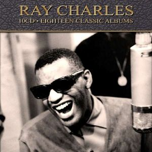 Ray Charles Eighteen Classic Albums 10CD 5036408191328