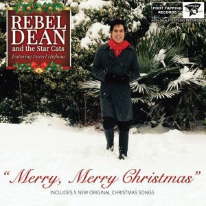 Rebel Dean and the Star Cats Merry Merry Christmas CD 5060344440929