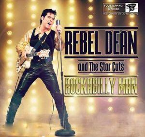 Rebel Dean Rockabilly Man CD