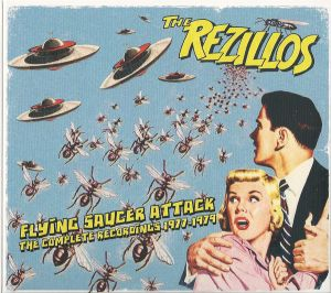 Rezillos Flying Saucer Attack: Complete Recordings 1977-1979 2CD