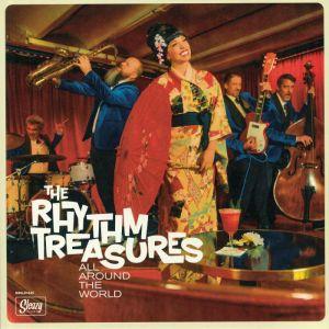 Rhythm Treasures All Around The World CD