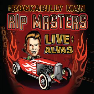 The Rockabilly Man Live At Alvas CD