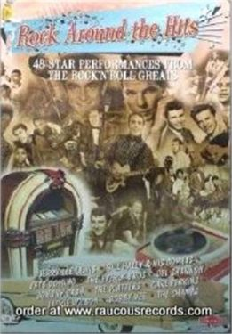 Rock Around The Hits DVD