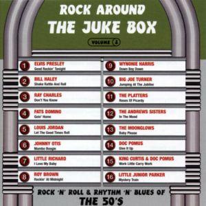 Rock Around The Jukebox volume 2 CD