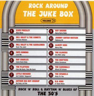 Rock Around The Jukebox volume 4 CD