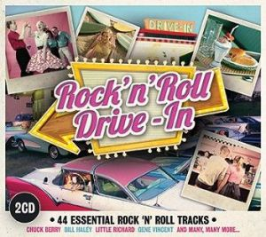 Rock and Roll Drive In 2CD 698458722423