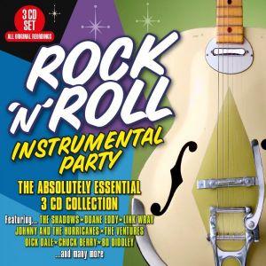 Rock 'n' Roll Instrumental Party 3CD 0805520131780 BT3178