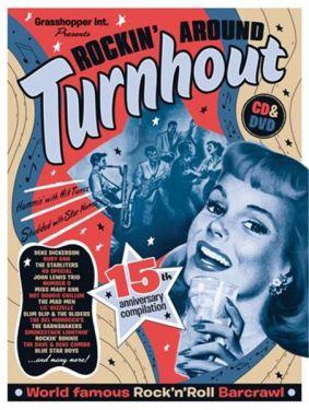 Rockin' Around Turnhout CD DVD