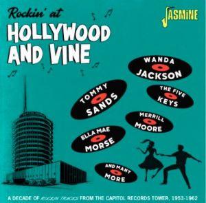 Rockin' At Hollywood and Vine CD