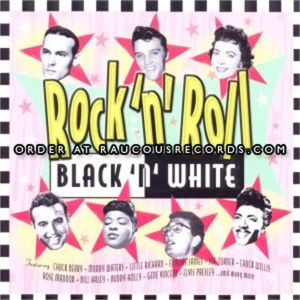Rock and Roll In Black and White 2CD 827565018321