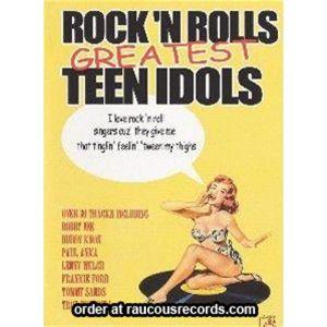 Rock 'n' Rolls Greatest Teen Idols DVD