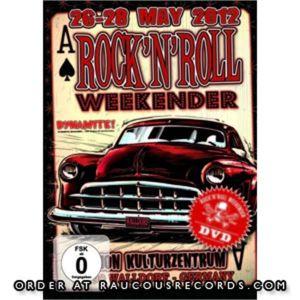 Walldorf Rock 'n' Roll Weekender 2012 DVD