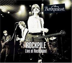 Rockpile Live At Rockpalast DVD + CD