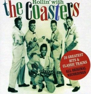 Rollin' With The Coasters - 26 Greatest Hits CD