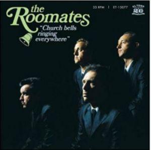 "Roomates Church Bells Ringing Everywhere 7"" EP vinyl"