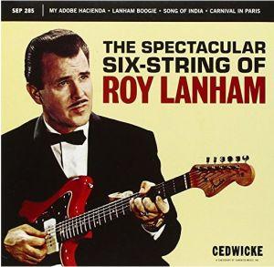 Roy Lanham Spectacular Six-String EP vinyl