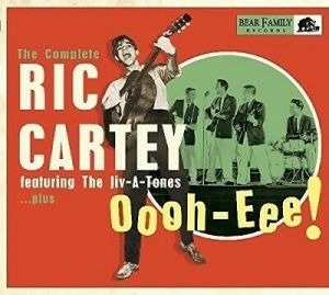 Oooh-Eee The Complete Ric Cartey featuring the Jiv-A-Tones CD 5397102175565