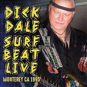 Surf Beat Live Monterey CA 1995 CD