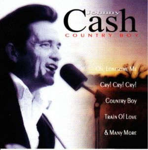 Johnny Cash Country Boy 15 greats CD