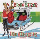 Brian Setzer Orchestra Boogie Woogie Christmas CD Japanese Import