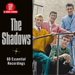 Hank Marvin and The Shadows 60 Essential Recordings3CD