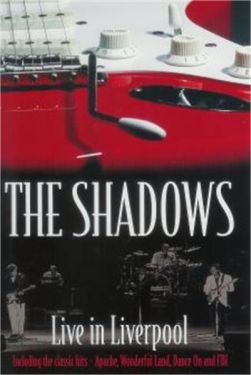 Shadows Live In Liverpool DVD