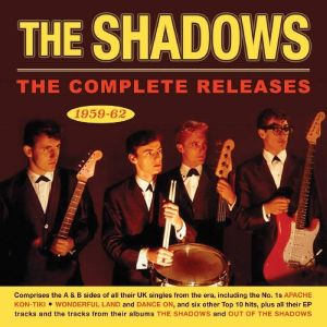 Shadows Complete Releases 1959 - 1962 2CD 824046326821