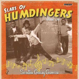 Slabs Of Humdingers Volume 1 LP (vinyl)