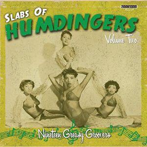 Slabs Of Humdingers Volume 2 LP (vinyl)