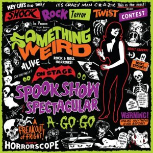 Spook Show Spectacular A-Go-Go CD + DVD