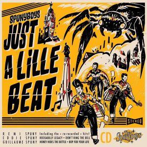 Spunyboys Just A Little Beat CD 3760061295247