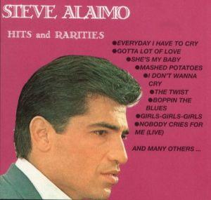 Steve Alaimo Hits and Rarities CD