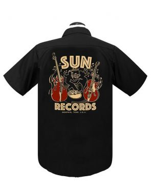 Sun Records Workshirt at Raucous Records