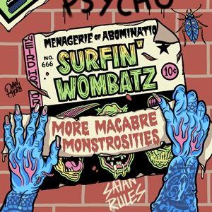 Surfin' Wombatz More Macabre Monstrosities CD