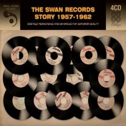 Swan Records Story 1957-1962 4CD
