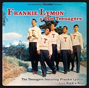 Teenagers Featuring Frankie Lymon + Rock 'n' Roll CD