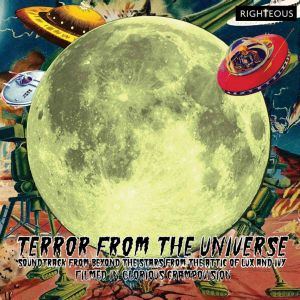 Terror From The Universe Soundtrack From Beyond The Stars From Attic Of Lux And Ivy CD